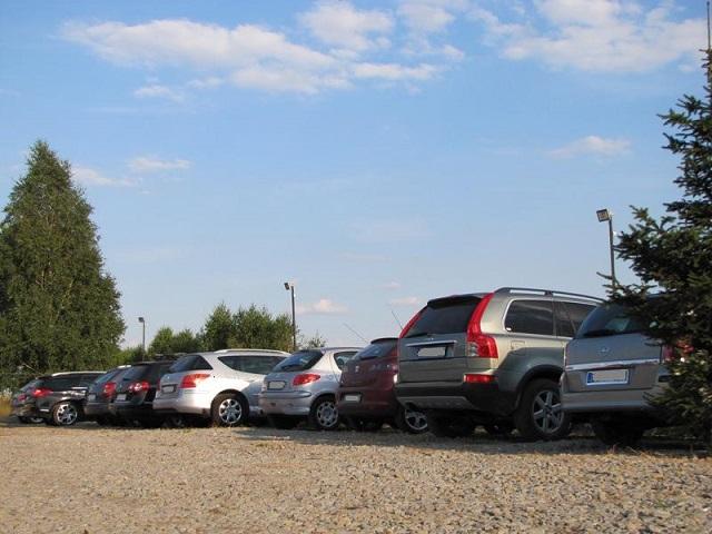 Parking lotnisko Rzeszów - 2