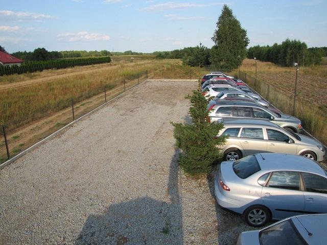 Parking Jasionka - 2