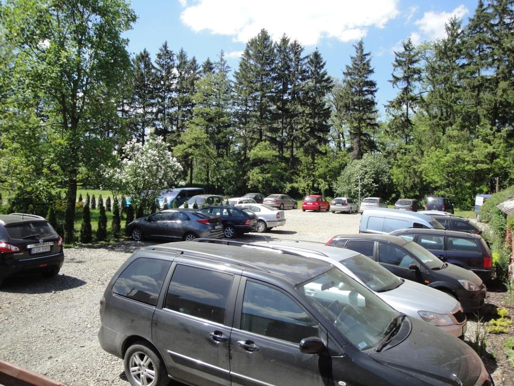 Parking Jasionka - 3