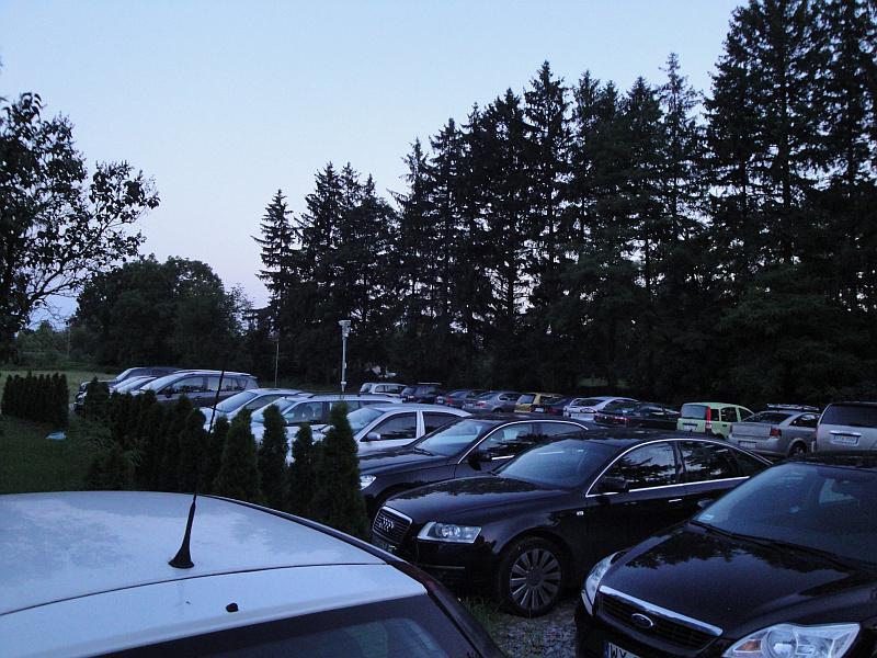 Parking lotnisko Rzeszów