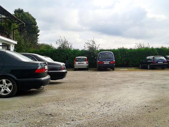 Parking lotnisko Lublin - 2