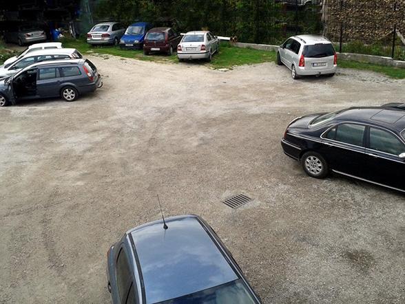 Parking lotnisko Lublin
