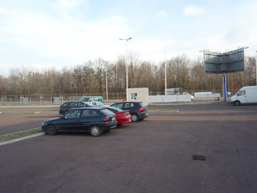 Parking Strachowice - 2
