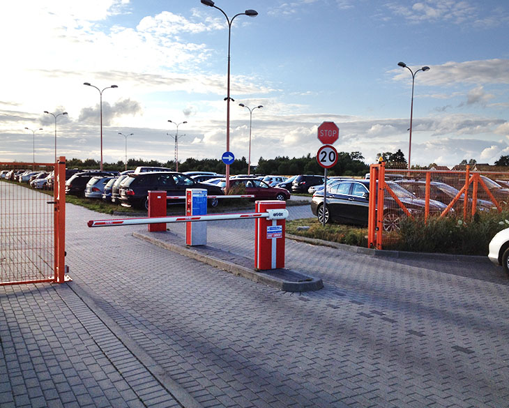 Parking Rębiechowo