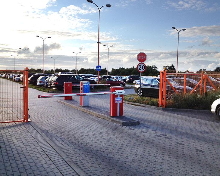 Parking Rębiechowo