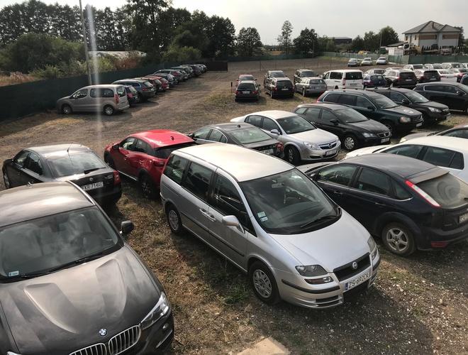 Parking Ławica - 2
