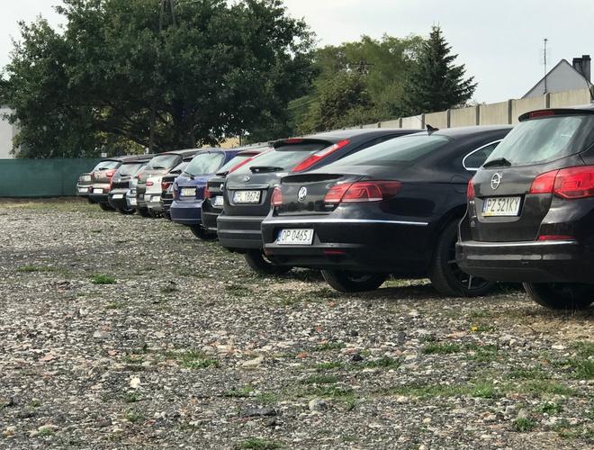 Parking lotnisko Poznań - 4
