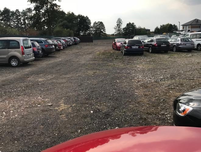 Parking Ławica - 3