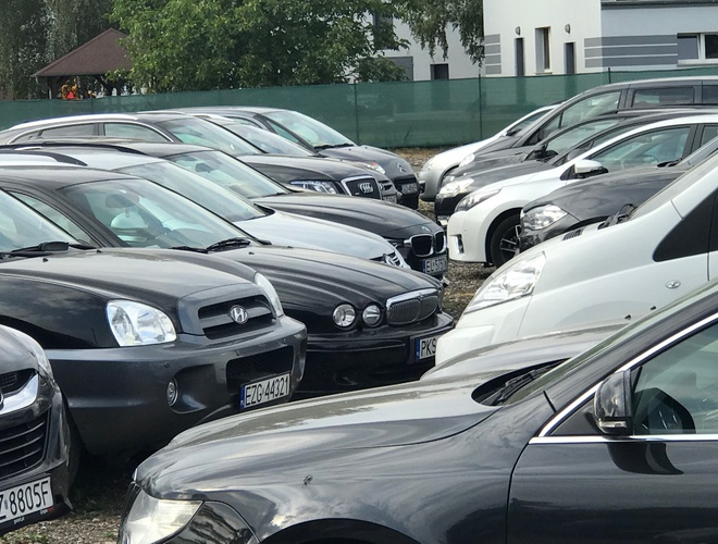 Parking lotnisko Poznań - 3