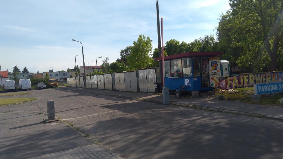 Parking Szwederowo