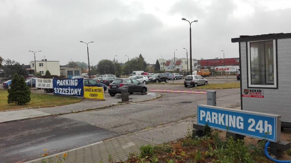 Parking Szwederowo - 2