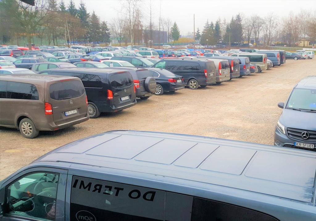 Parking lotnisko Kraków - 3