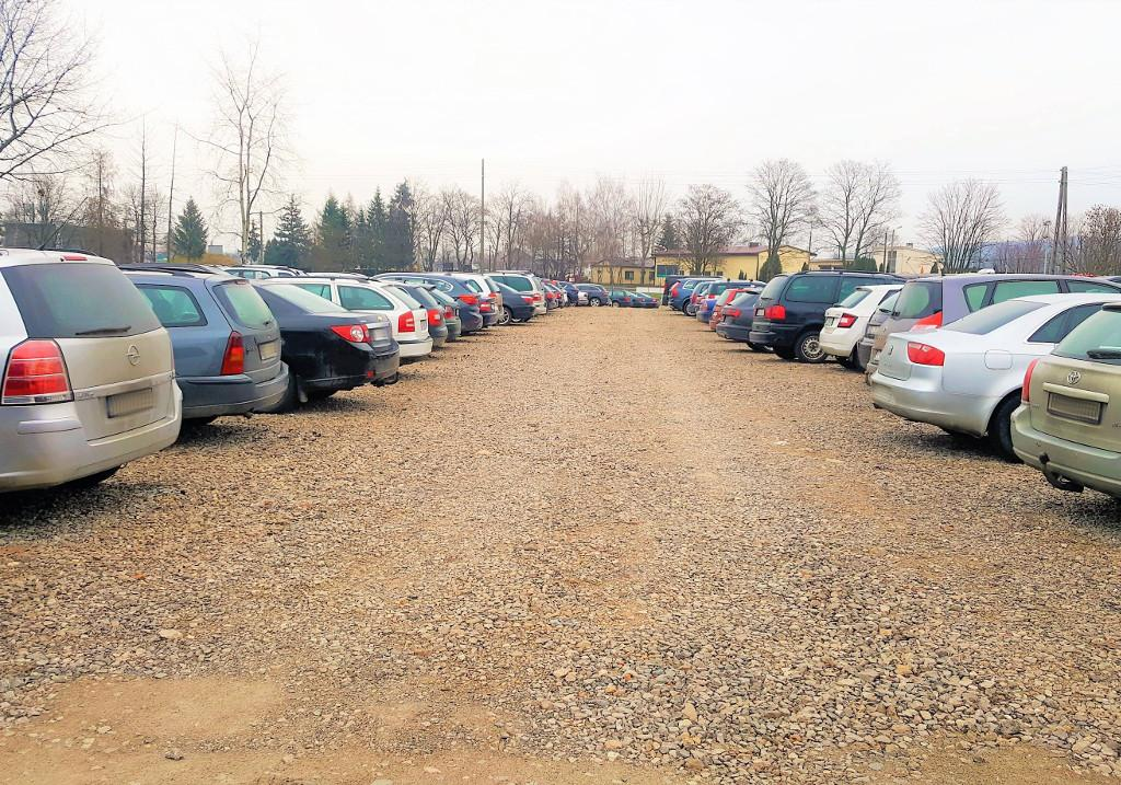 Parking lotnisko Kraków - 4