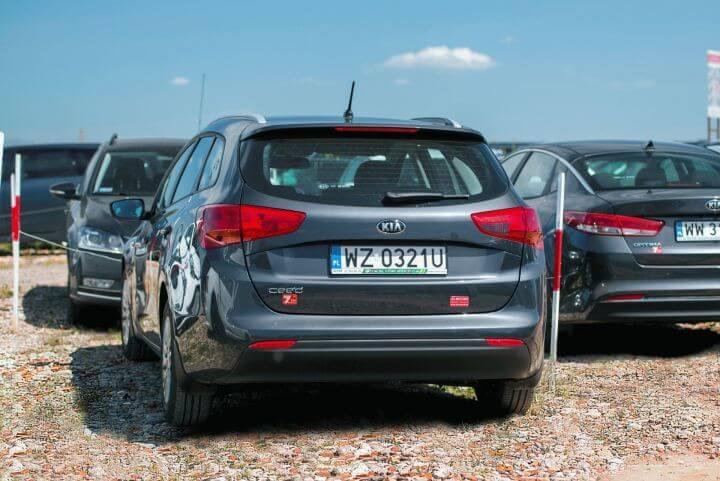Parking Okęcie - 4