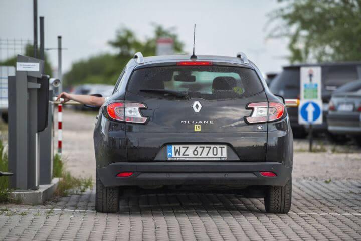 Parking Okęcie - 6