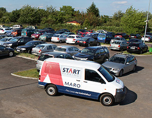 Partner START Parking Maro