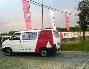 Partner START Parking Arma